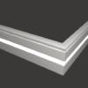 Плинтус PN 030(3) с подсветкой