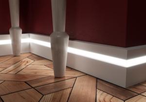 Стоит ли делать ночную подсветку в коридоре и чем интересен этот вариант