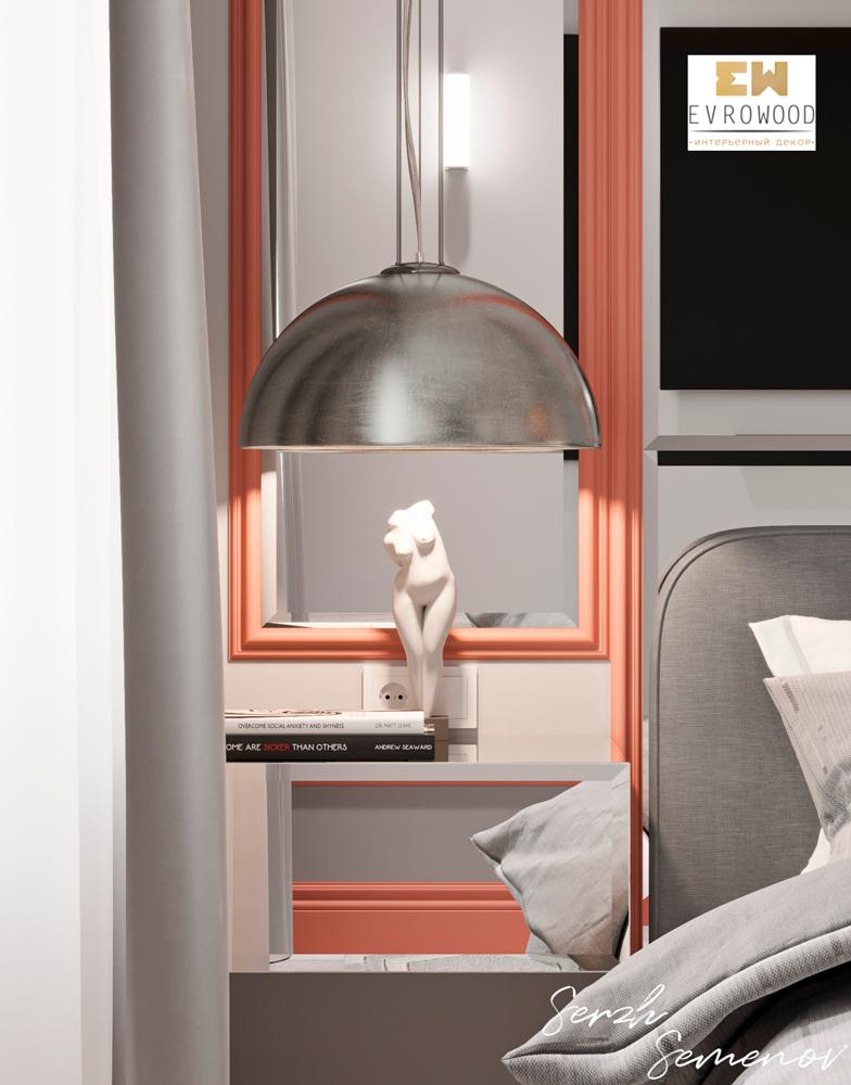 Спальня-с-использованием-молдинга-M-03-M-02-и-плинтуса-PN-200-от-Evrowood