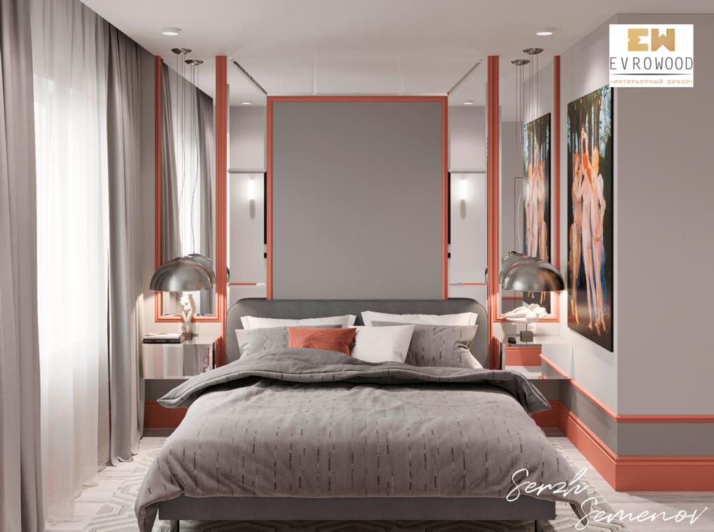 Спальня-с-использованием-молдинга-M-03-M-02-и-плинтуса-PN-200-от-Evrowood2