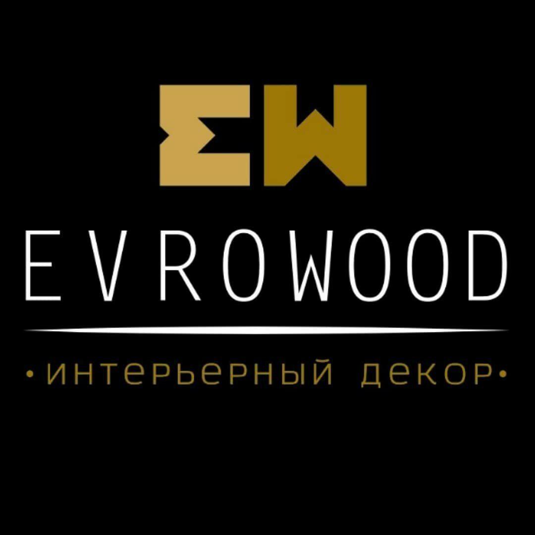 EVROWOOD Плинтус Декор Панели